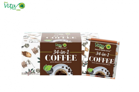 FVP 34-in-1 Coffee Health Pack
