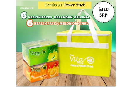 FVP Dalandan - Melon Combination Power Pack