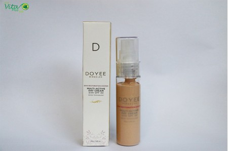 Doyee Miracles: Multi-active Day Cream with SPF 30