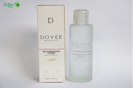 DOYEE MIRACLE REJUVENATING TONER