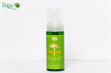 Amazing Moringa Feminine Secret Foam Wash