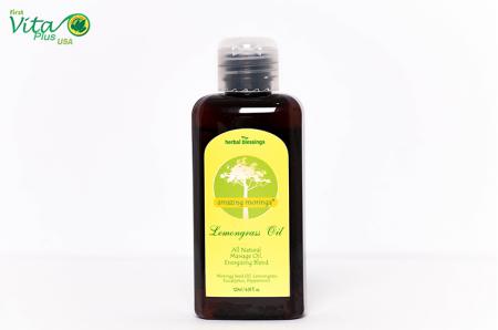 Amazing Moringa Oil of Life : Lemon Grass Oil