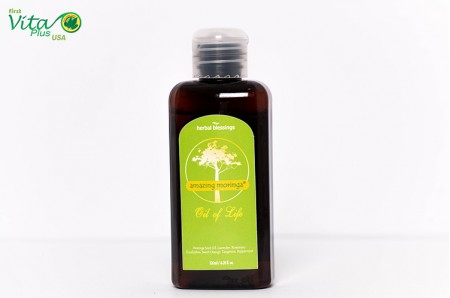 Amazing Moringa Oil of Life: Original