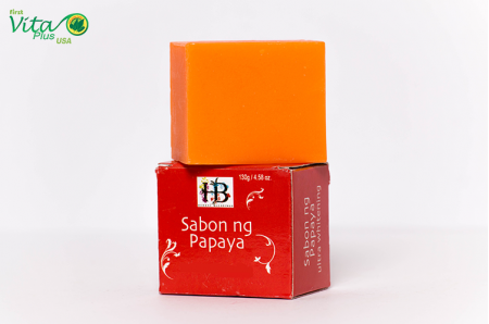 Sabon ng Papaya (Papaya Soap)