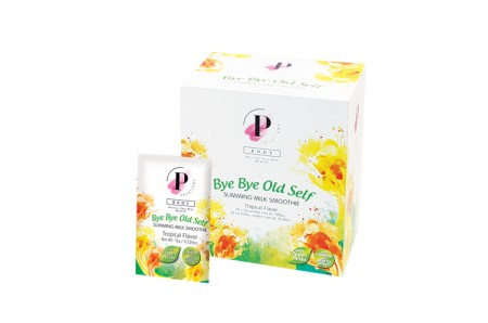 P Solutions Bye Bye Old Self Milk Smoothie Health Pack
