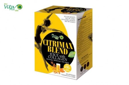 Citrimax Blend: Juice with Collagen