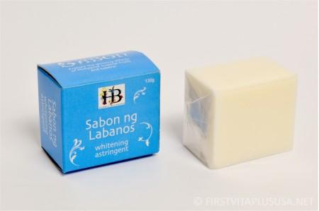 Sabon ng Labanos (Radish Soap)