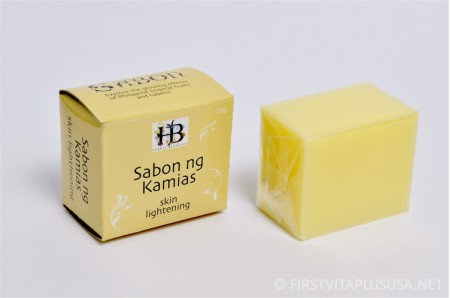 Sabon ng Kamias (Bilimbi Soap /Tree Cucumber Soap)