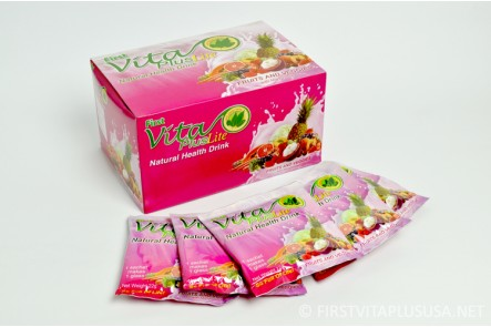 FVP Fruits and Veggies with Mangosteen Health Drink - Original