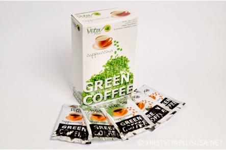 Green Coffee Cappuccino