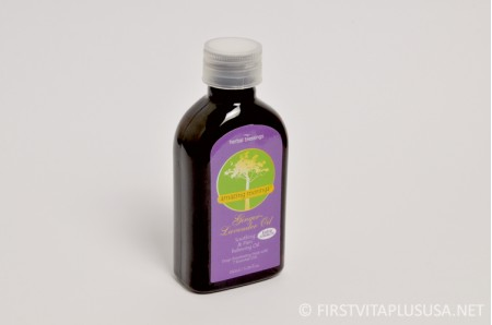 Amazing Moringa Oil of Life : Ginger-Lavender Oil