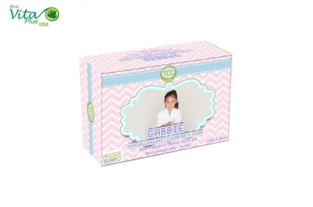 Gabbie Hypoallergenice Clear Bath Soap