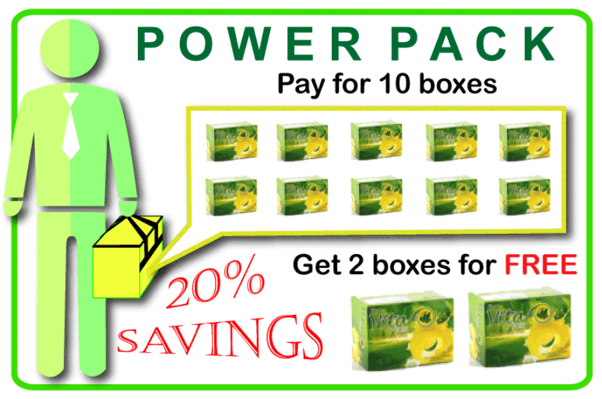 power pack buy 10 get 2 boxes free